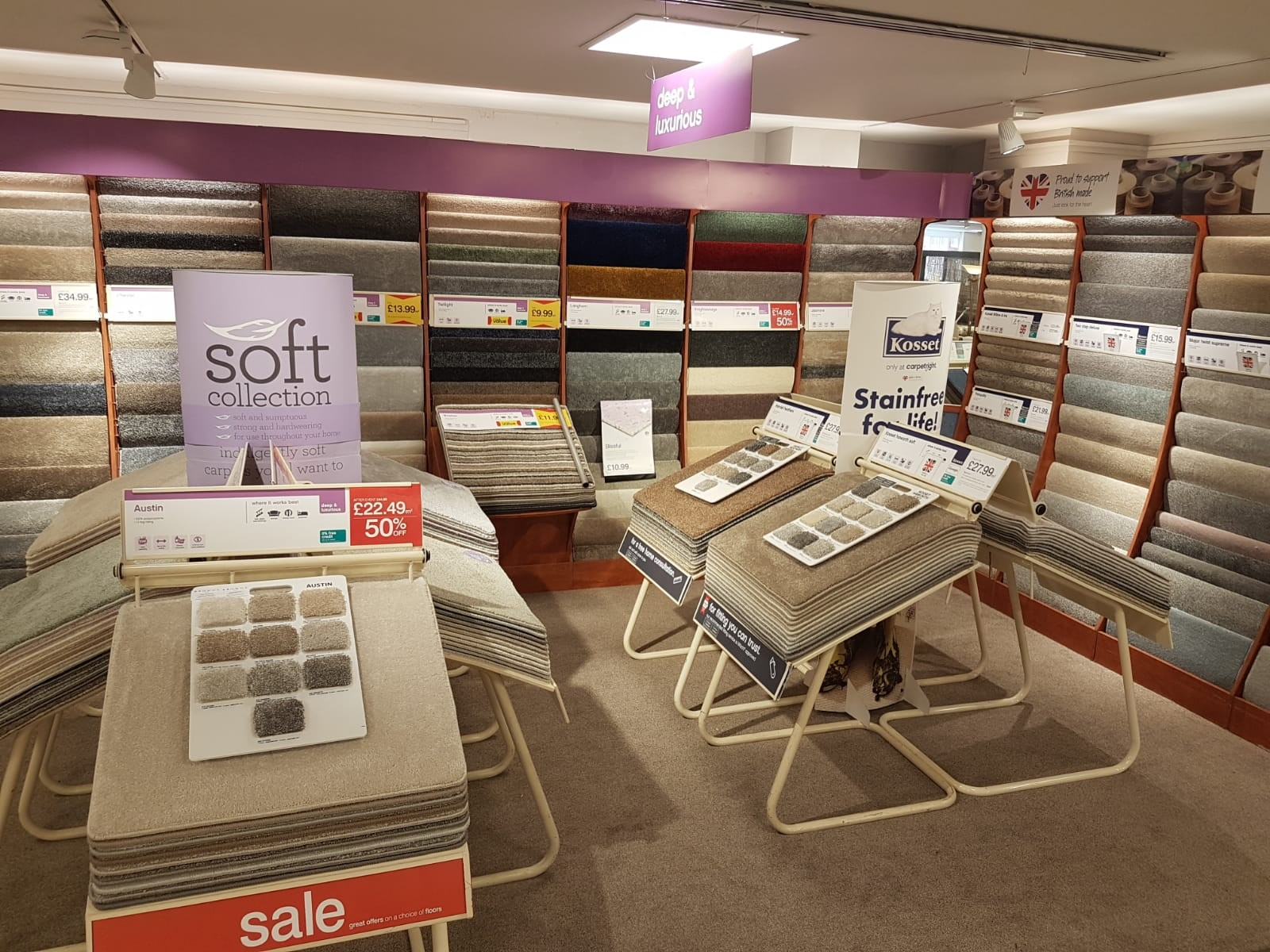 Carpetright - CLOSED