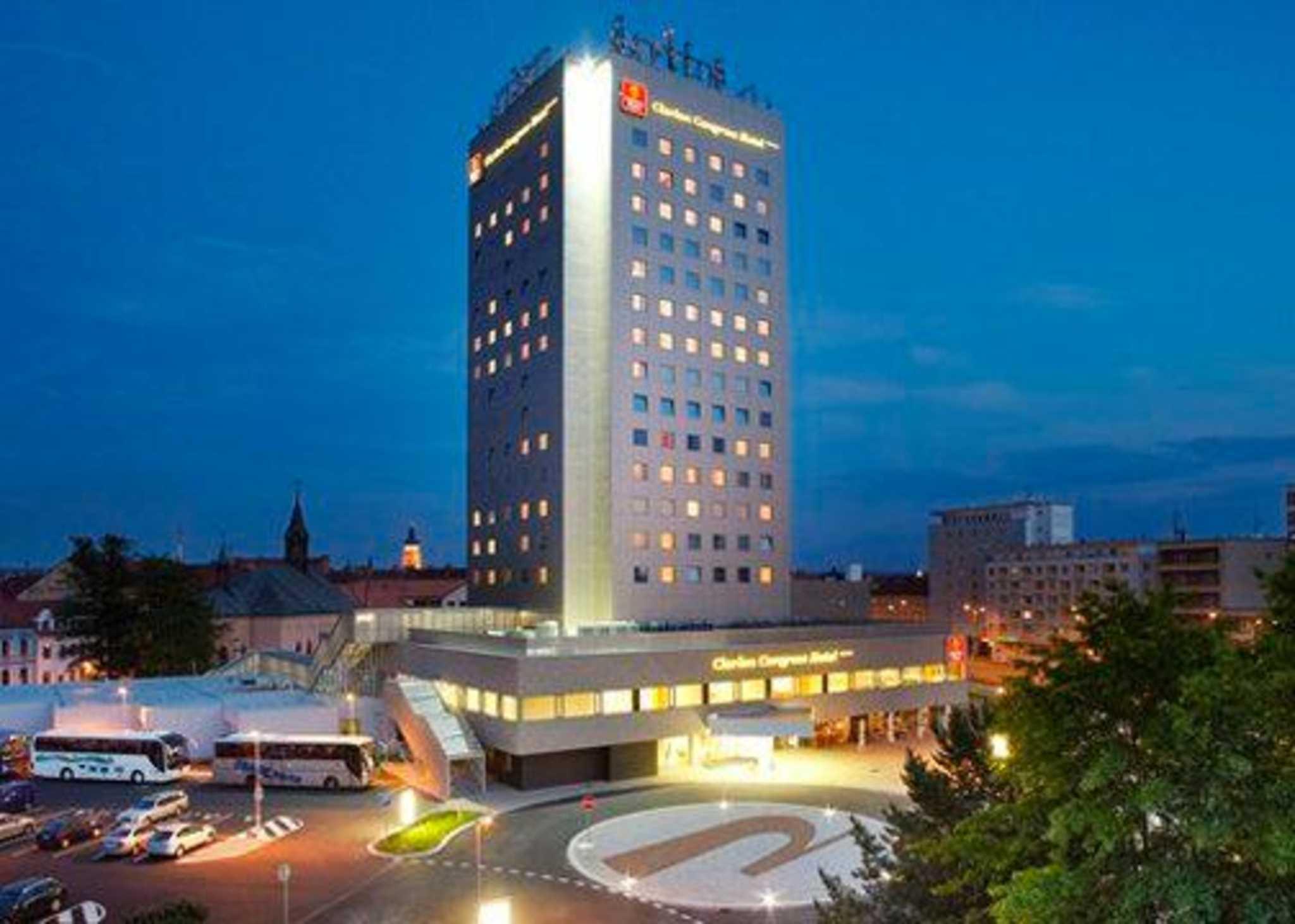 Clarion Congress Hotel Ceské Budejovice