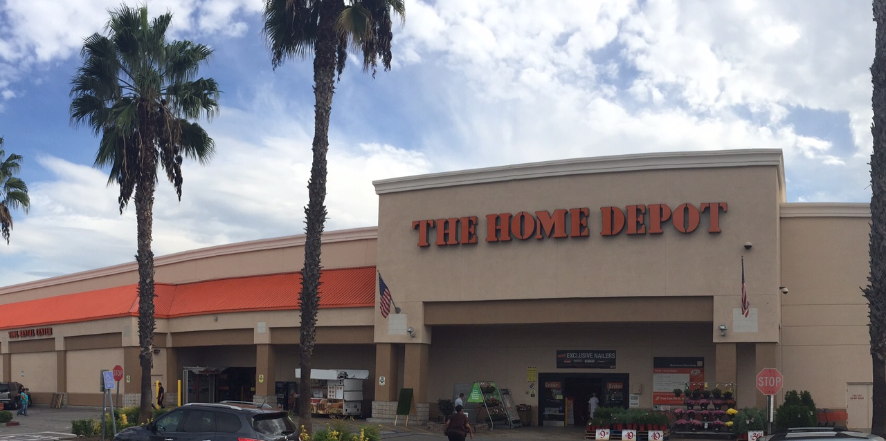 Home Depot In Lakewood Ca
