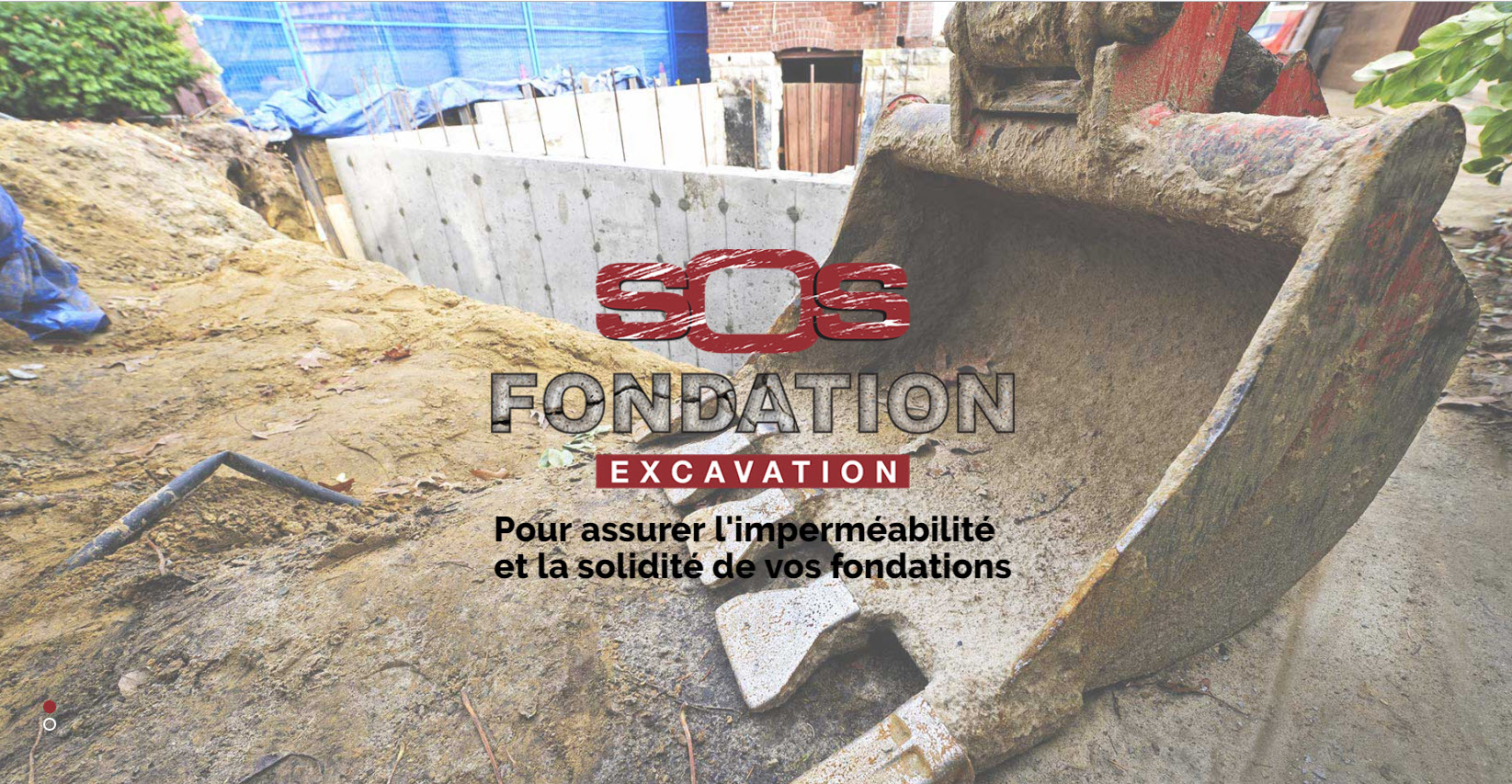 Images SOS Fondation Excavation