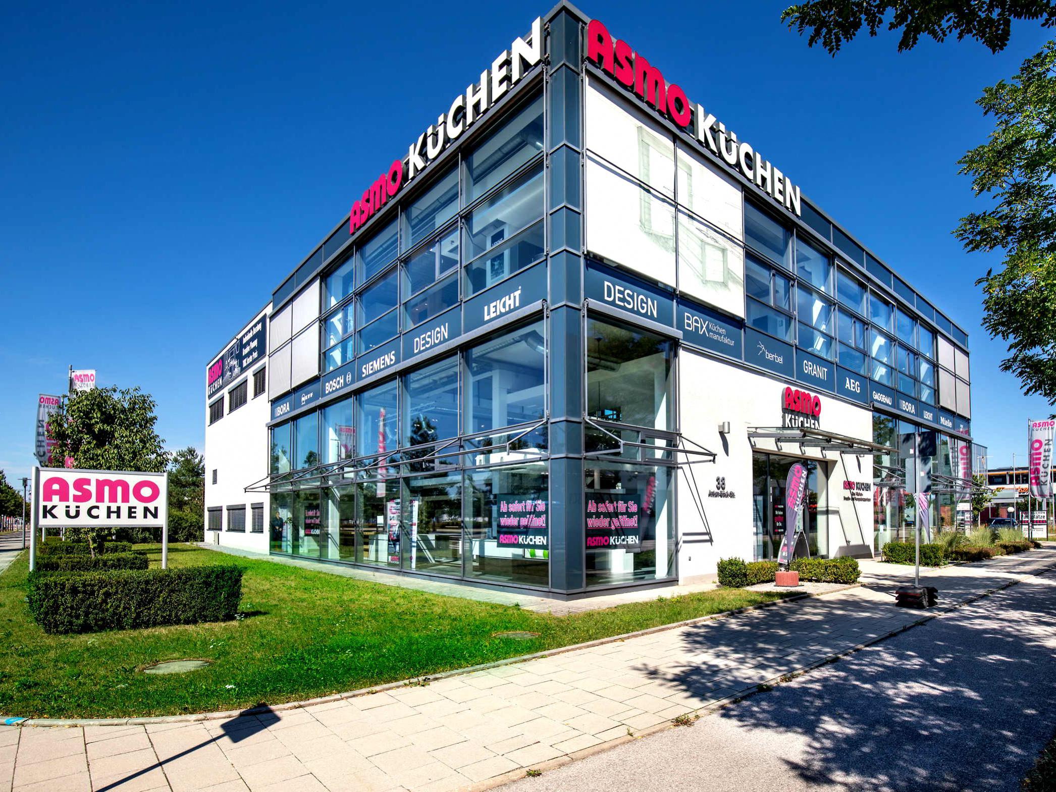 ASMO KÜCHEN München-West/Freiham
