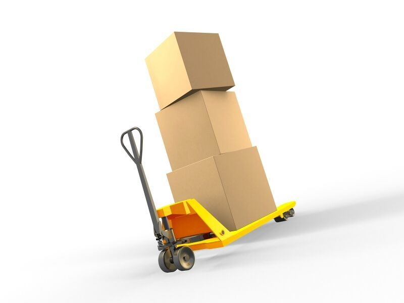 Free On-Site Use of Dolly and Carts
