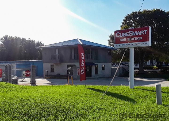 CubeSmart Self Storage - Atlantic Beach, FL 32233 - (904)241-2300 | ShowMeLocal.com