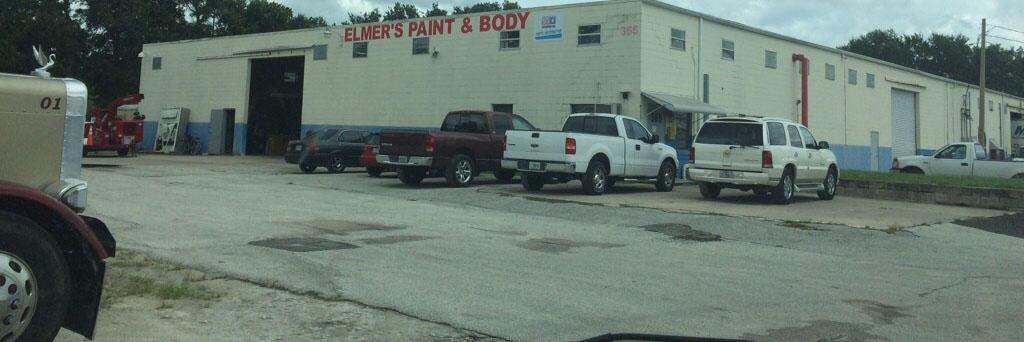 Elmers Paint And Body, Orlando Florida (FL ...
