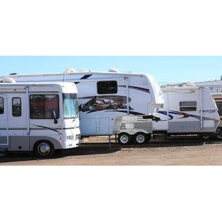 Secure 24 RV Boat and Trailer Storage