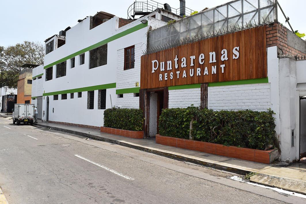 Puntaneras Restarant - Chorrillos