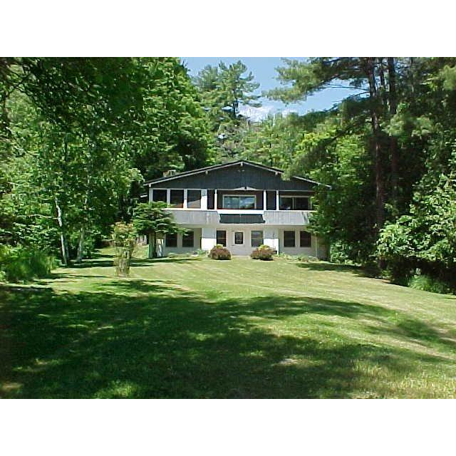 Ticonderoga Lakefront Home For Sale
