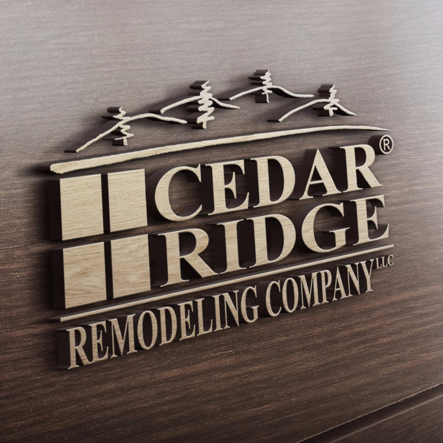 Cedar ridge remodeling company in gaithersburg md 20882 for Ceder ridge