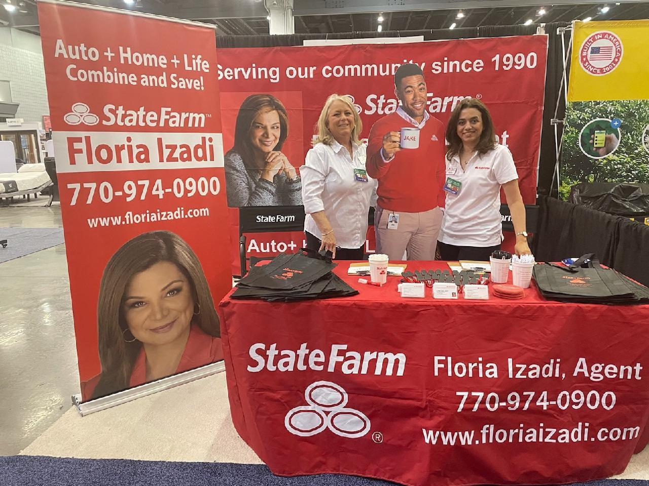 Floria Izadi - State Farm Insurance Agent