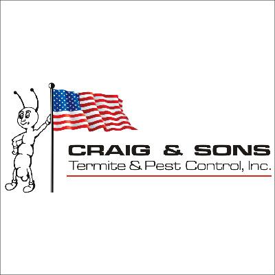 Craig & Sons Termite & Pest Control, Inc.