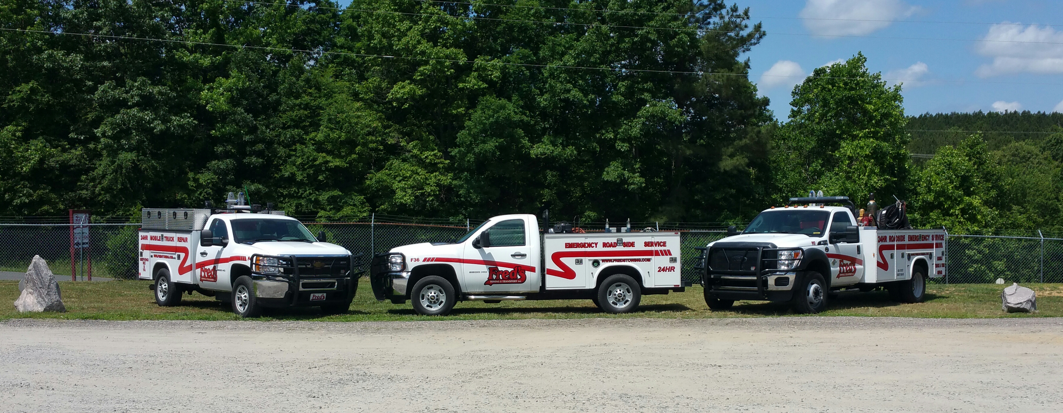 Fred's Towing & Transport Coupons near me in Youngsville ...