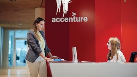 Accenture Prague Cyber Fusion Center
