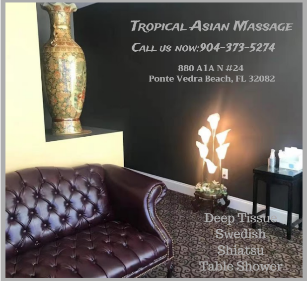 Tropical Asian Massage