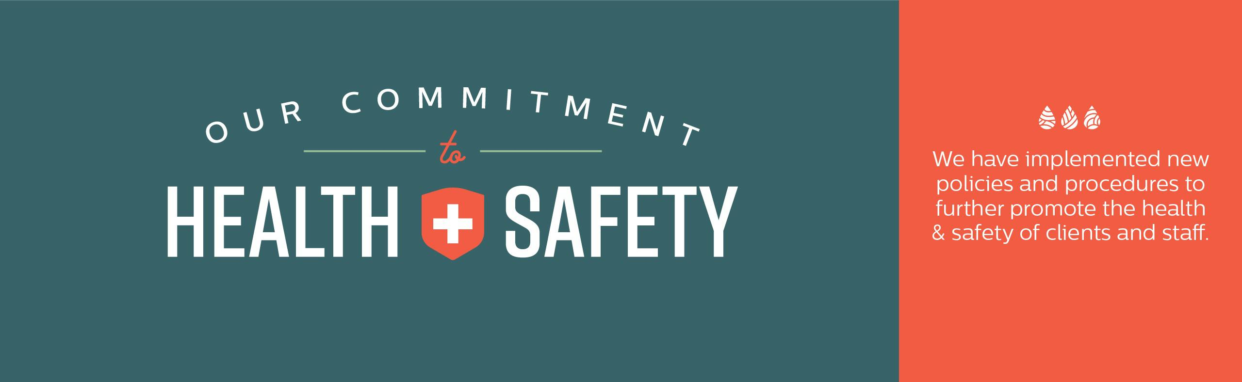 As our nationwide studios begin reopening over the next several weeks, we wanted to share with you the new safety protocols we're implementing. Ensuring the safety of clients, our staff and community will continue to be a top priority as studios reopen.