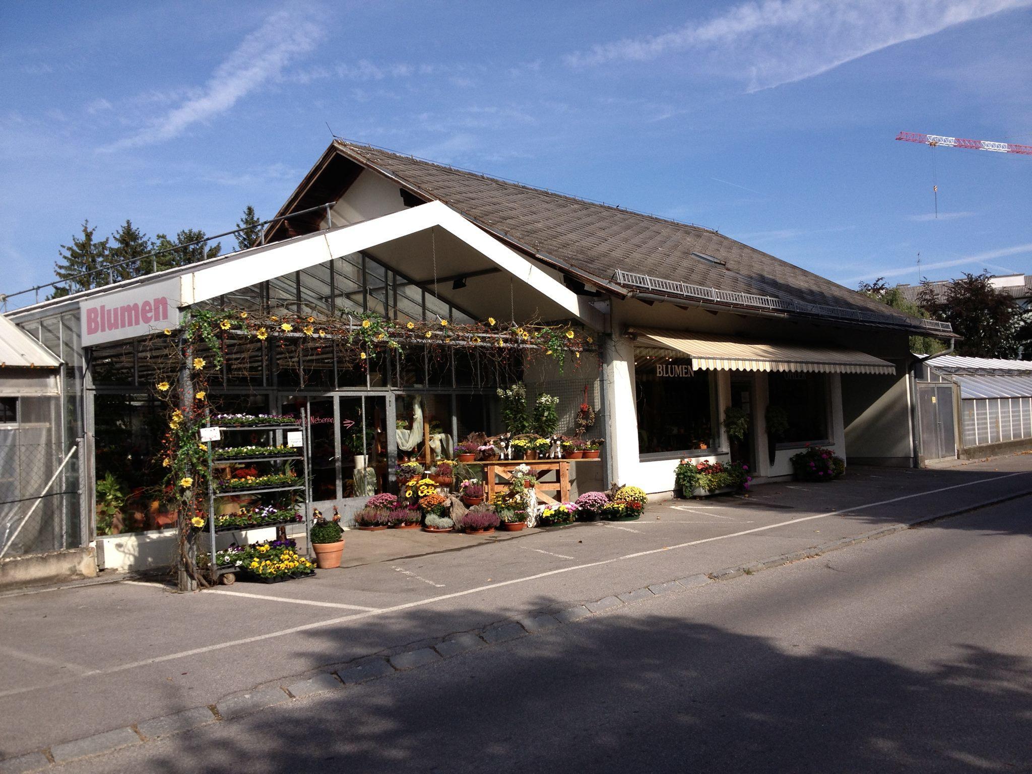 Öhler Gärtnerei-Blumen