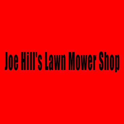 Joe Hill's Lawn Mower Shop