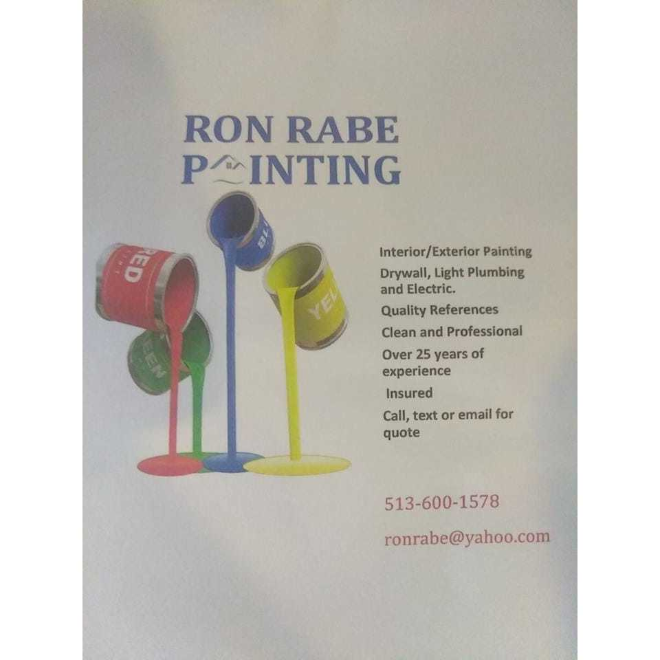 Ron Rabe Painting and Dry Wall - Milford, OH - Electricians