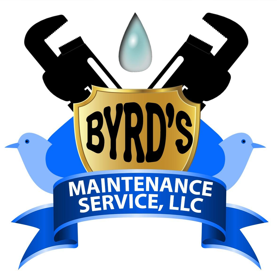Byrd's Maintenance Services/Byrd's Plumbing Service