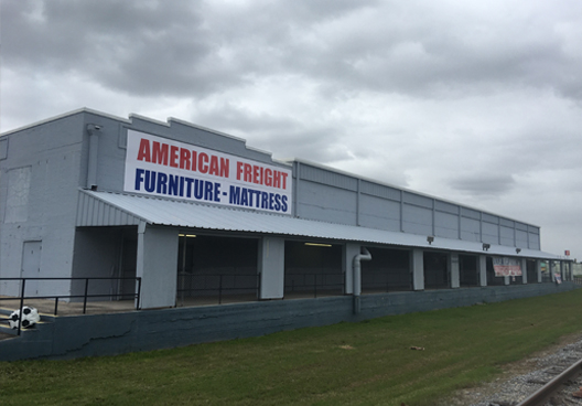 American freight furniture and mattress in mcallen tx for Affordable furniture commerce tx
