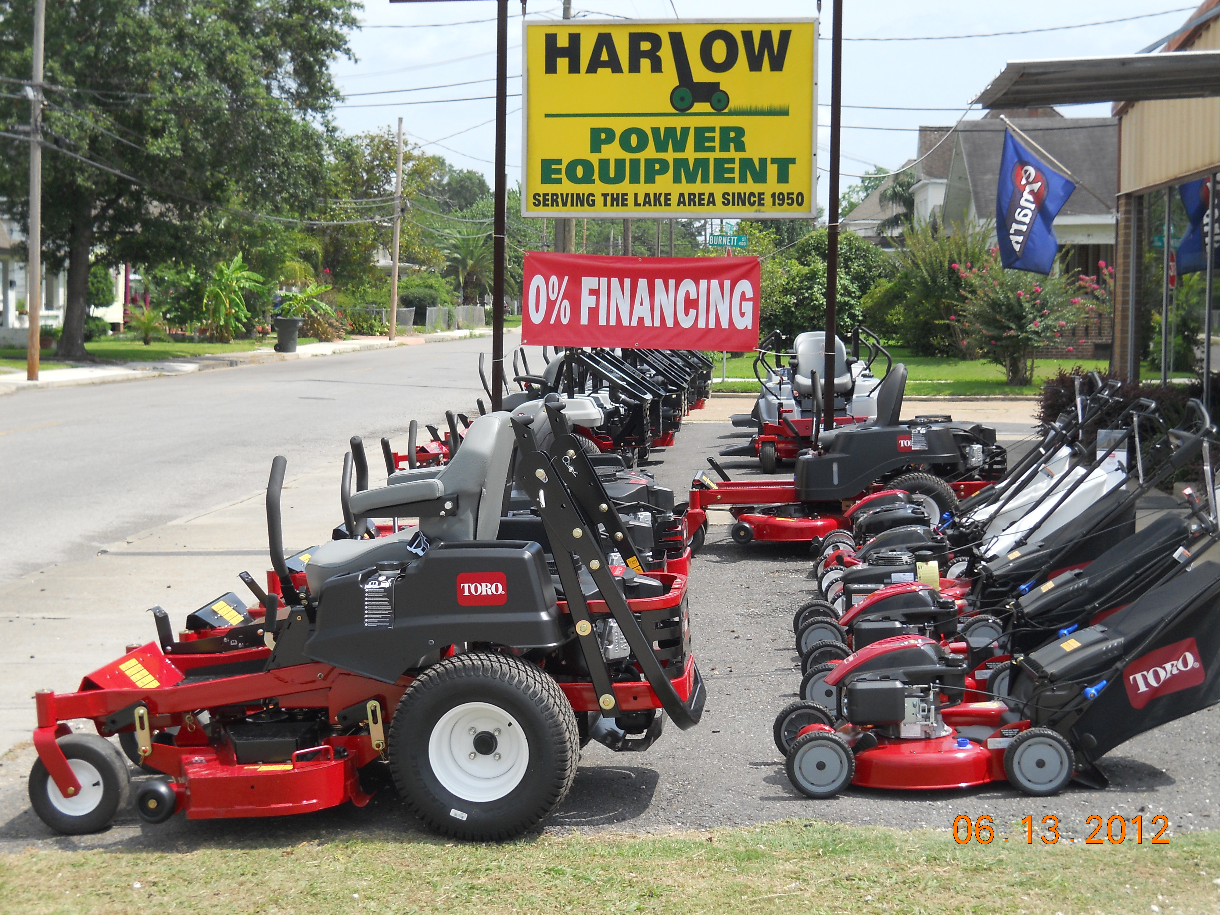 Harlow Lawn Mower Sales Coupons Near Me In Lake Charles