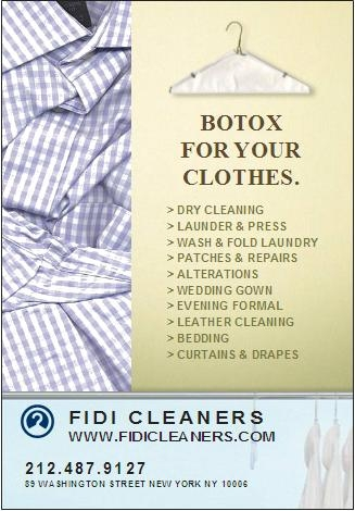 FiDi Cleaners & Tailors - New York, NY