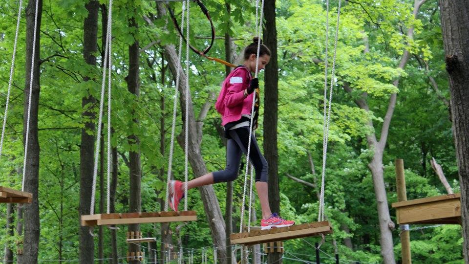 TreeRunner Grand Rapids Adventure Park