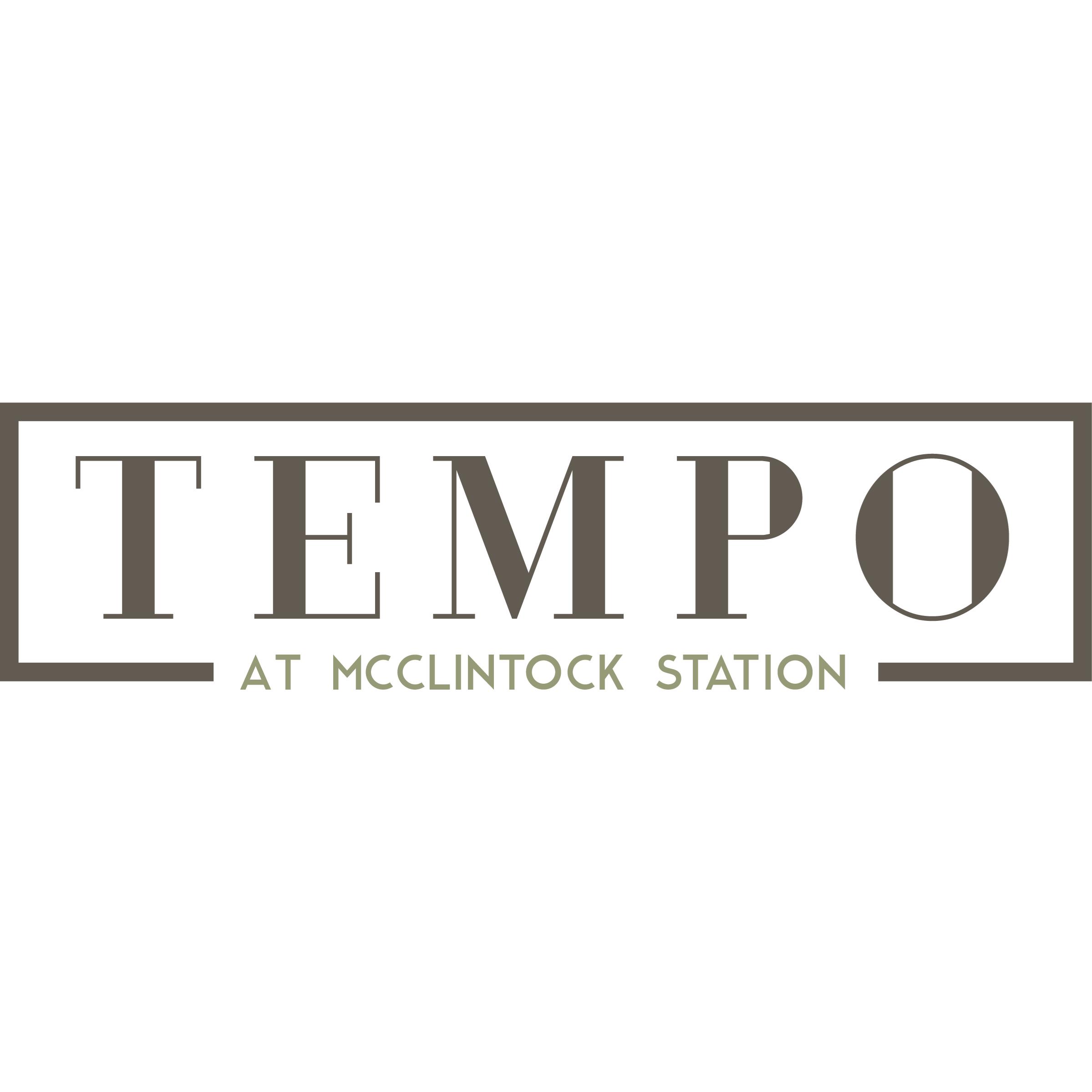 Tempo at McClintock Station