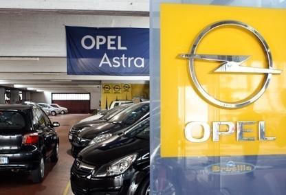 Opel Autorimessa Brasilia
