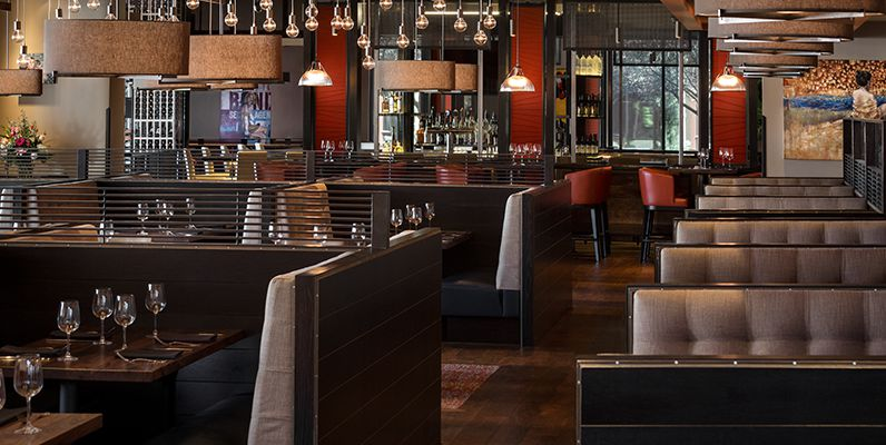 American Restaurant Bar Grill Irvine Ca Del Friscos Grille