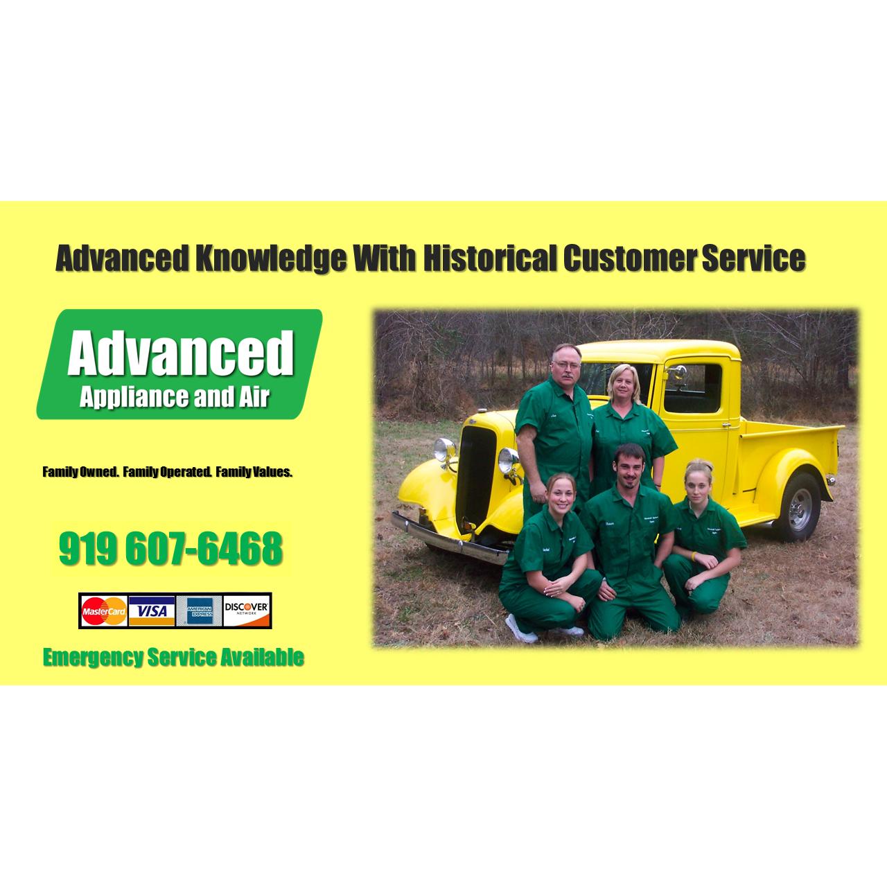 Advanced Appliance & Air