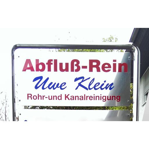 Abfluß-Rein Uwe Klein