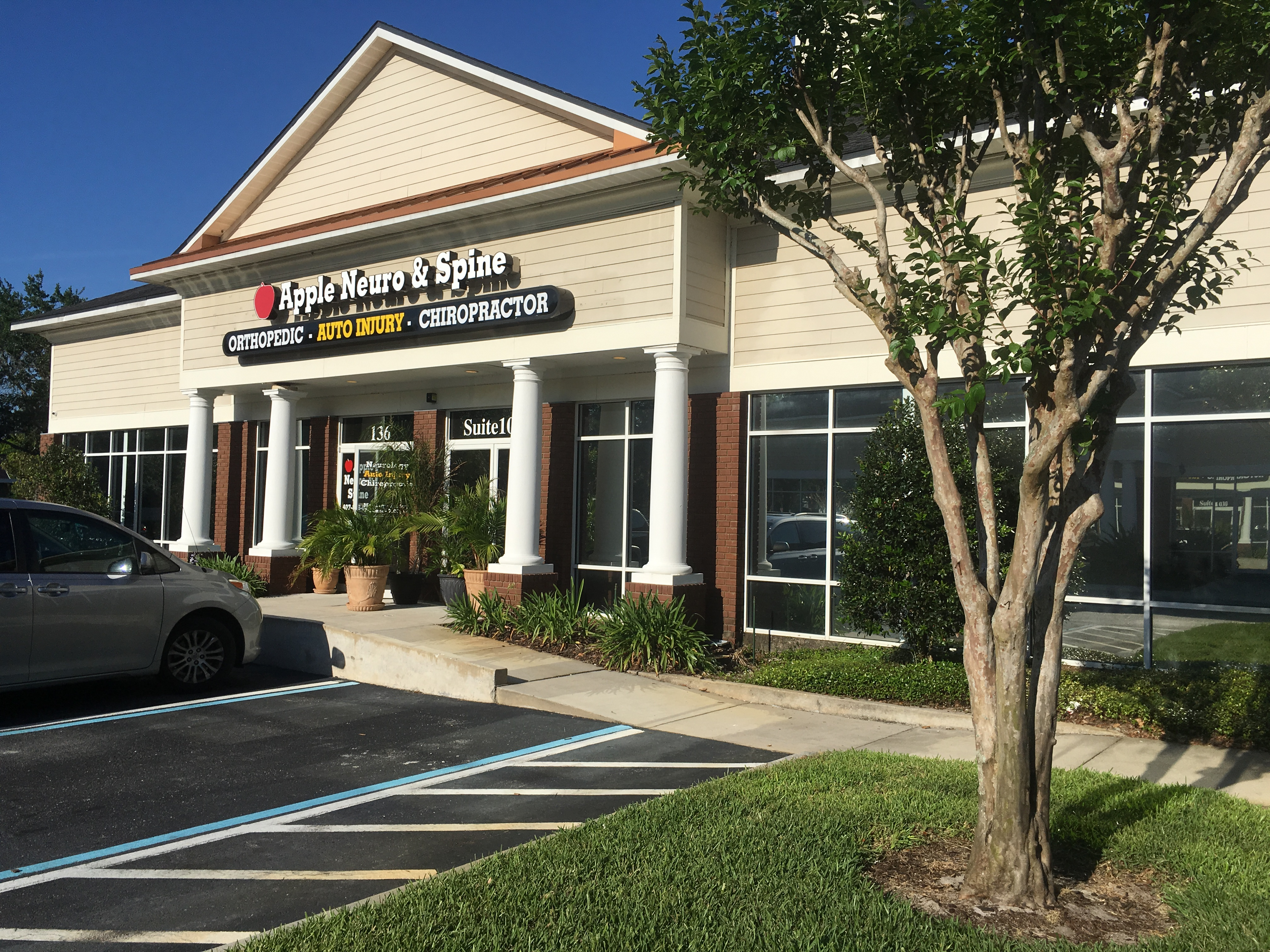 Apple Neuro & Spine in Lake Mary, FL 32746 ...