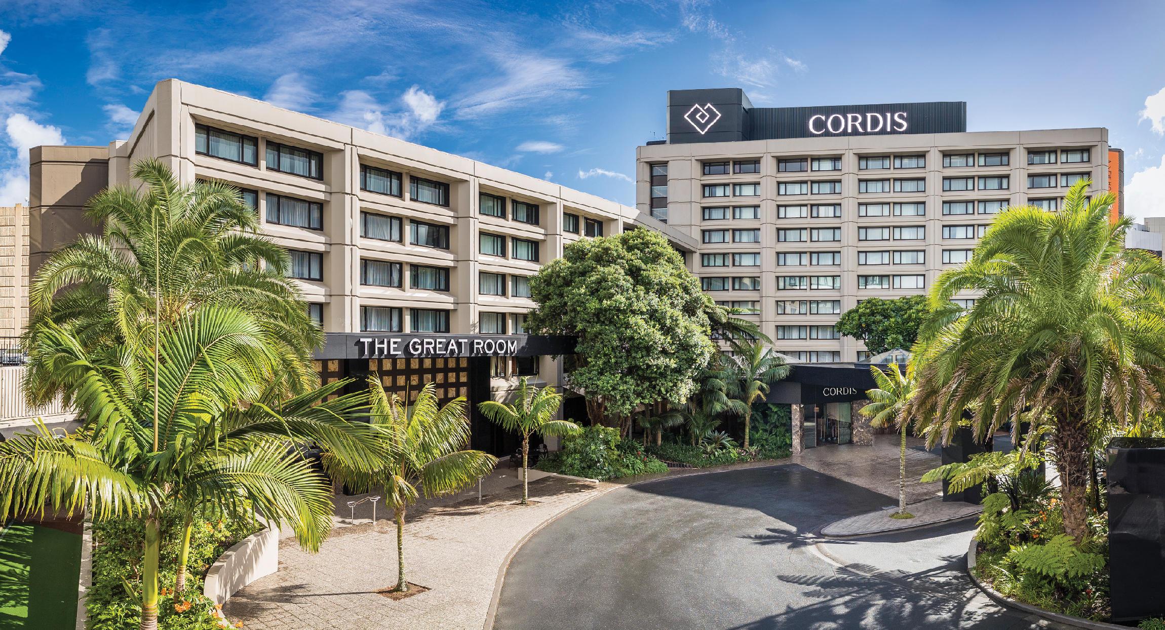 Cordis, Auckland