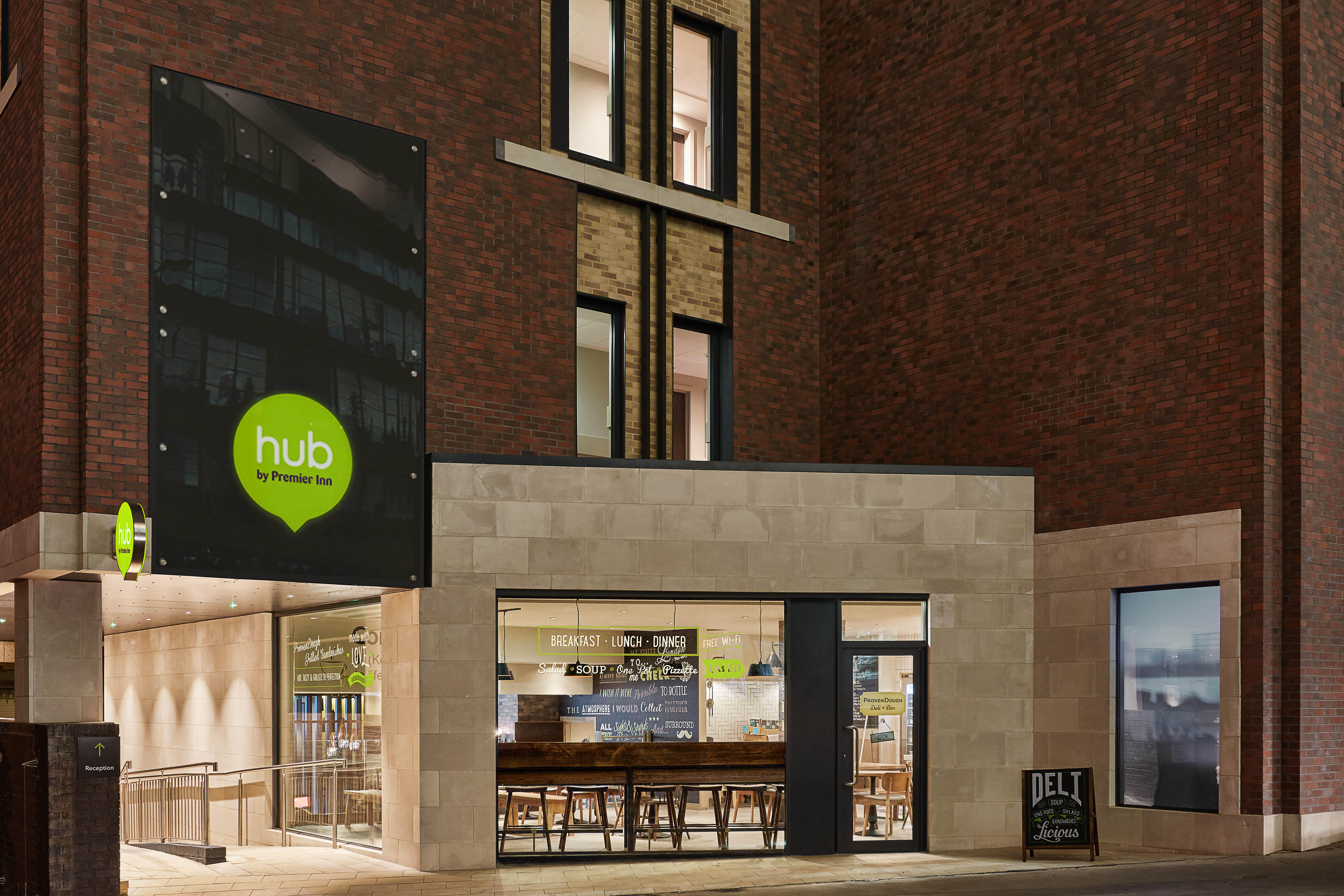 hub by Premier Inn London Tower Bridge hotel