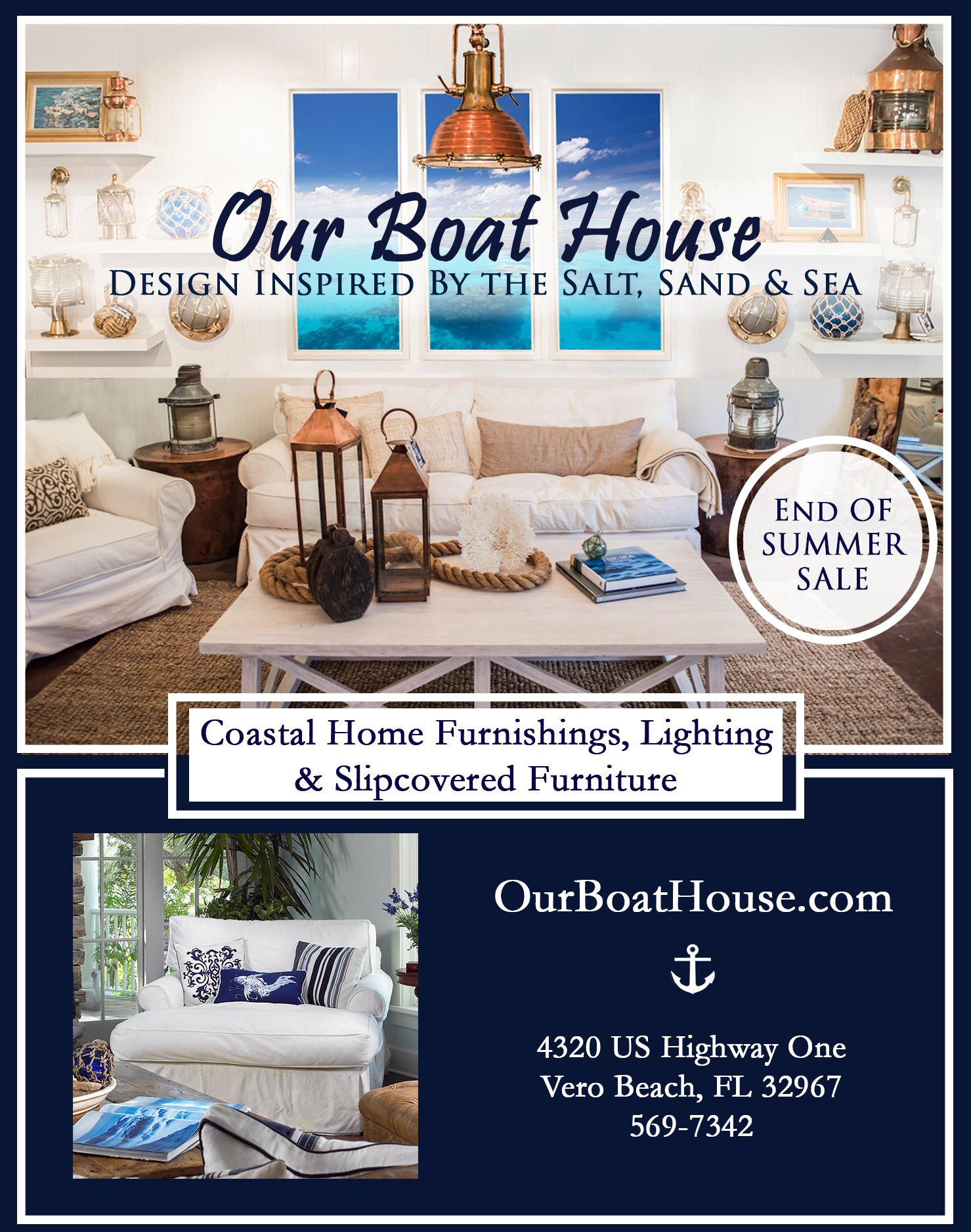Our Boat House - ad image