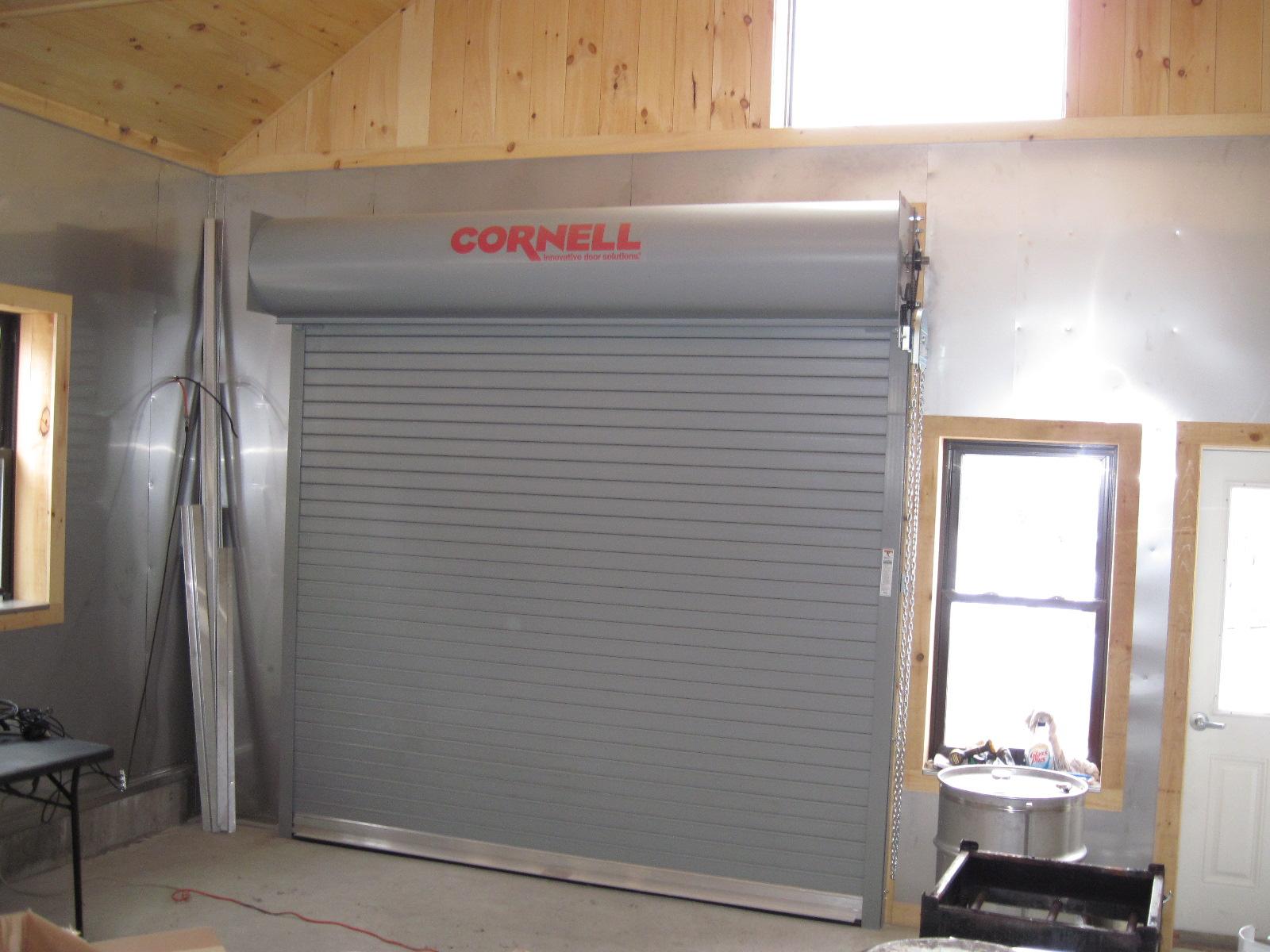 Cornell Rolling Steel Door