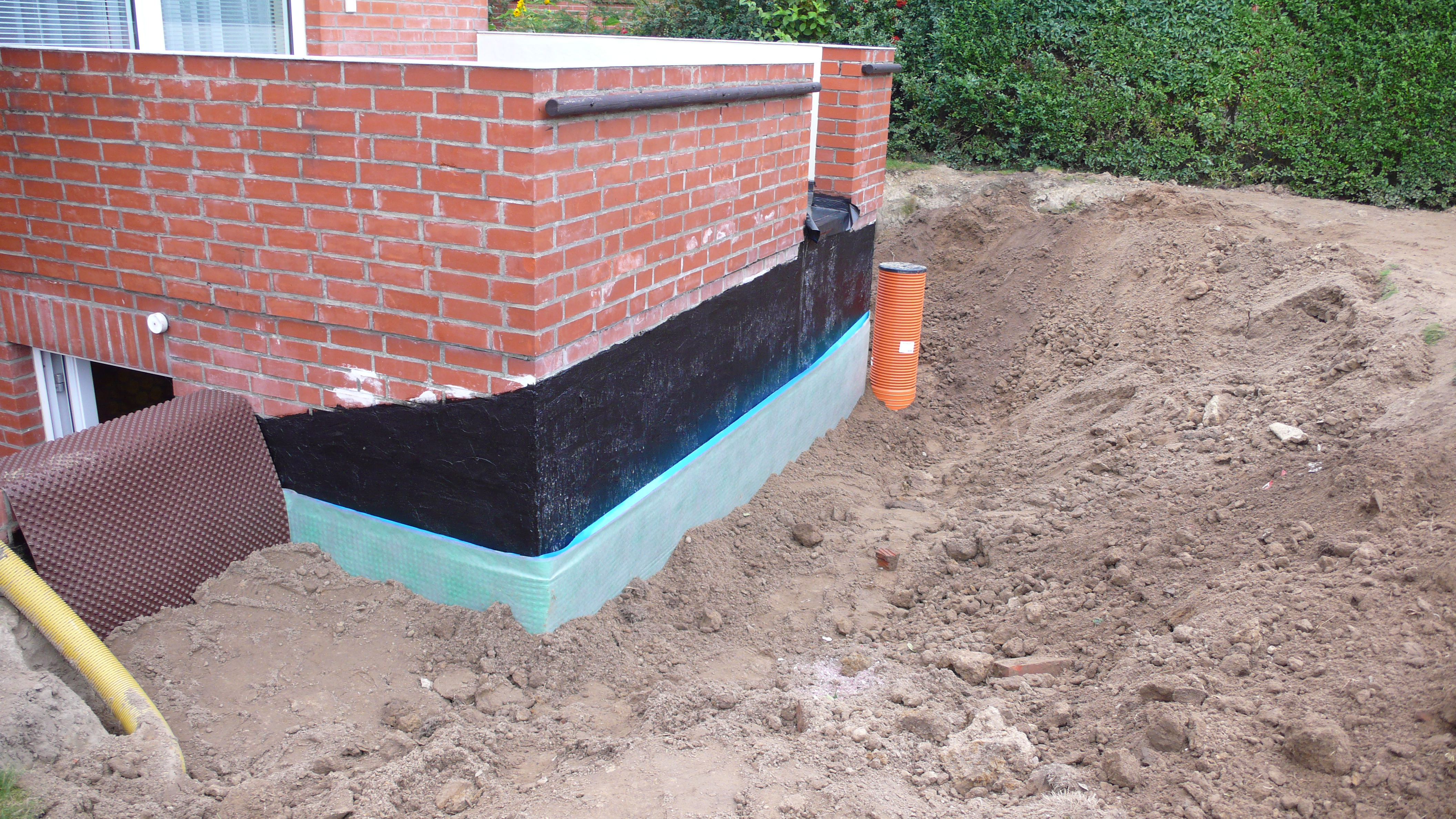 Koch Abdichtungstechnik GmbH - Bautrocknung - Wasserschadensanierung