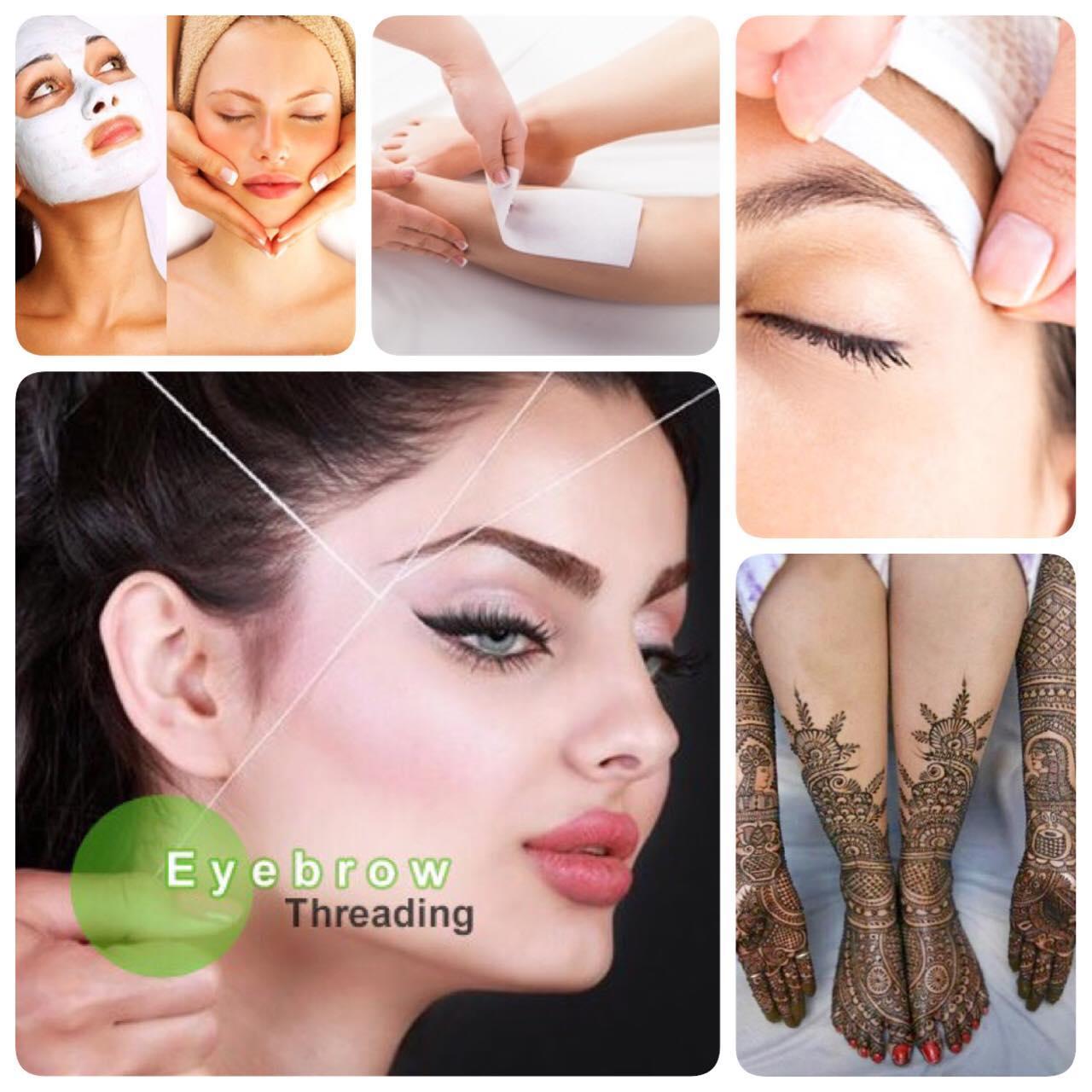 Eyebrow Threading Salon.