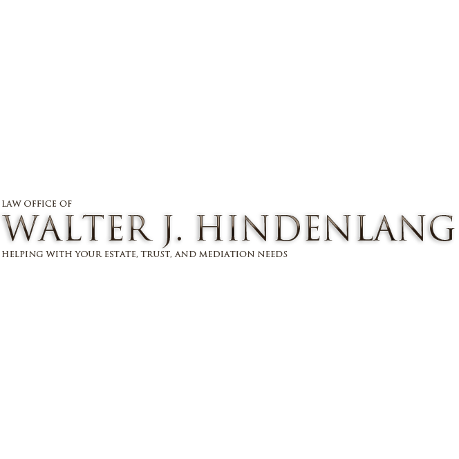 Law Office of Walter J. Hindenlang