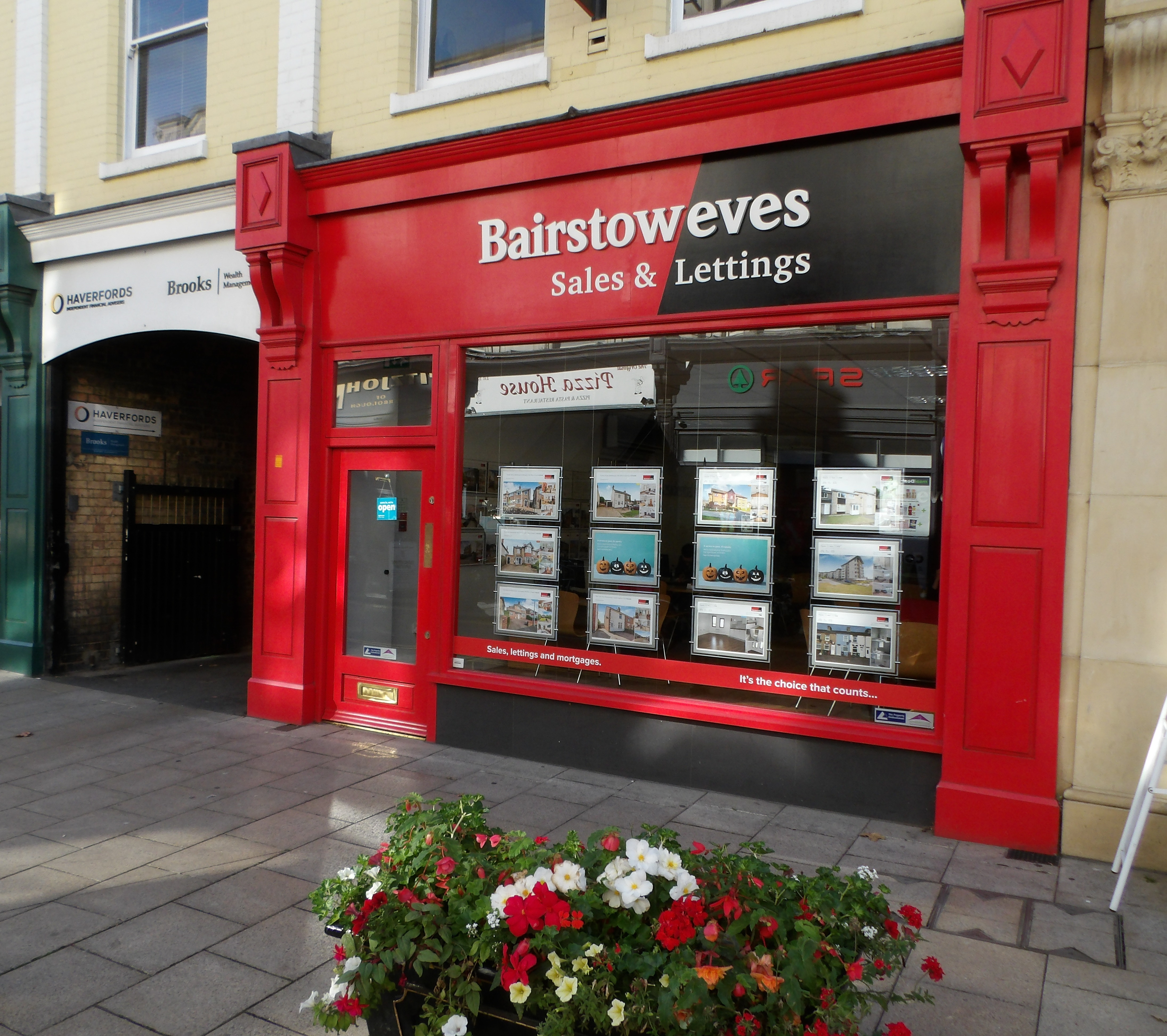 Bairstow Eves Estate Agents Peterborough