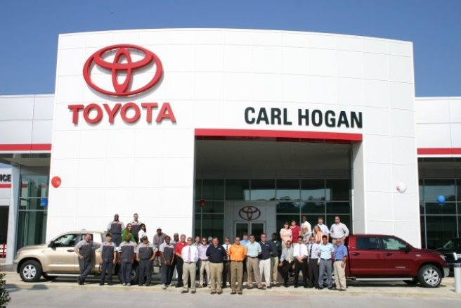 Carl Hogan Toyota in Columbus MS