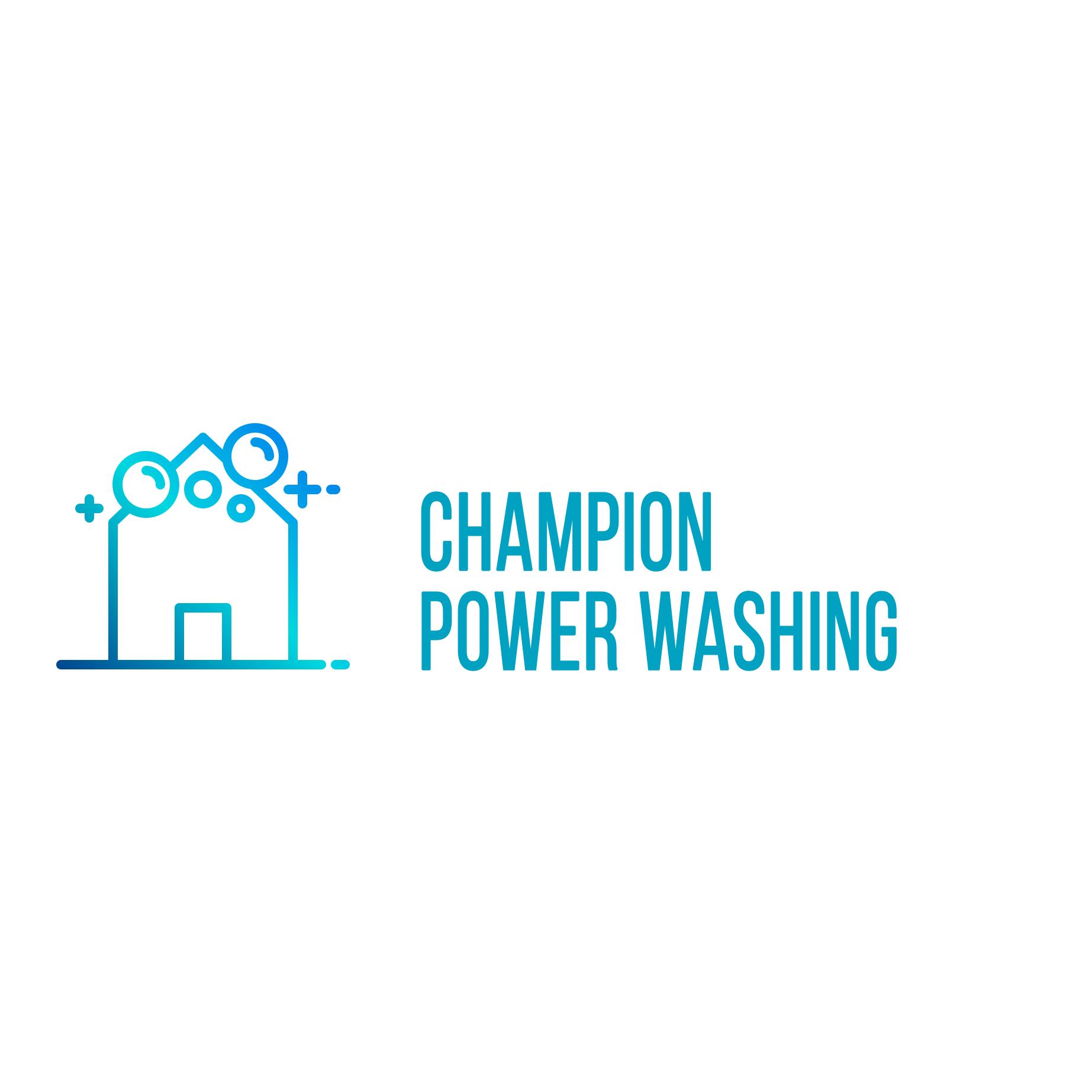 Champion Power Washing