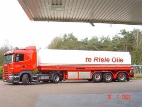 Riele Oliehandel-Tankstation Te