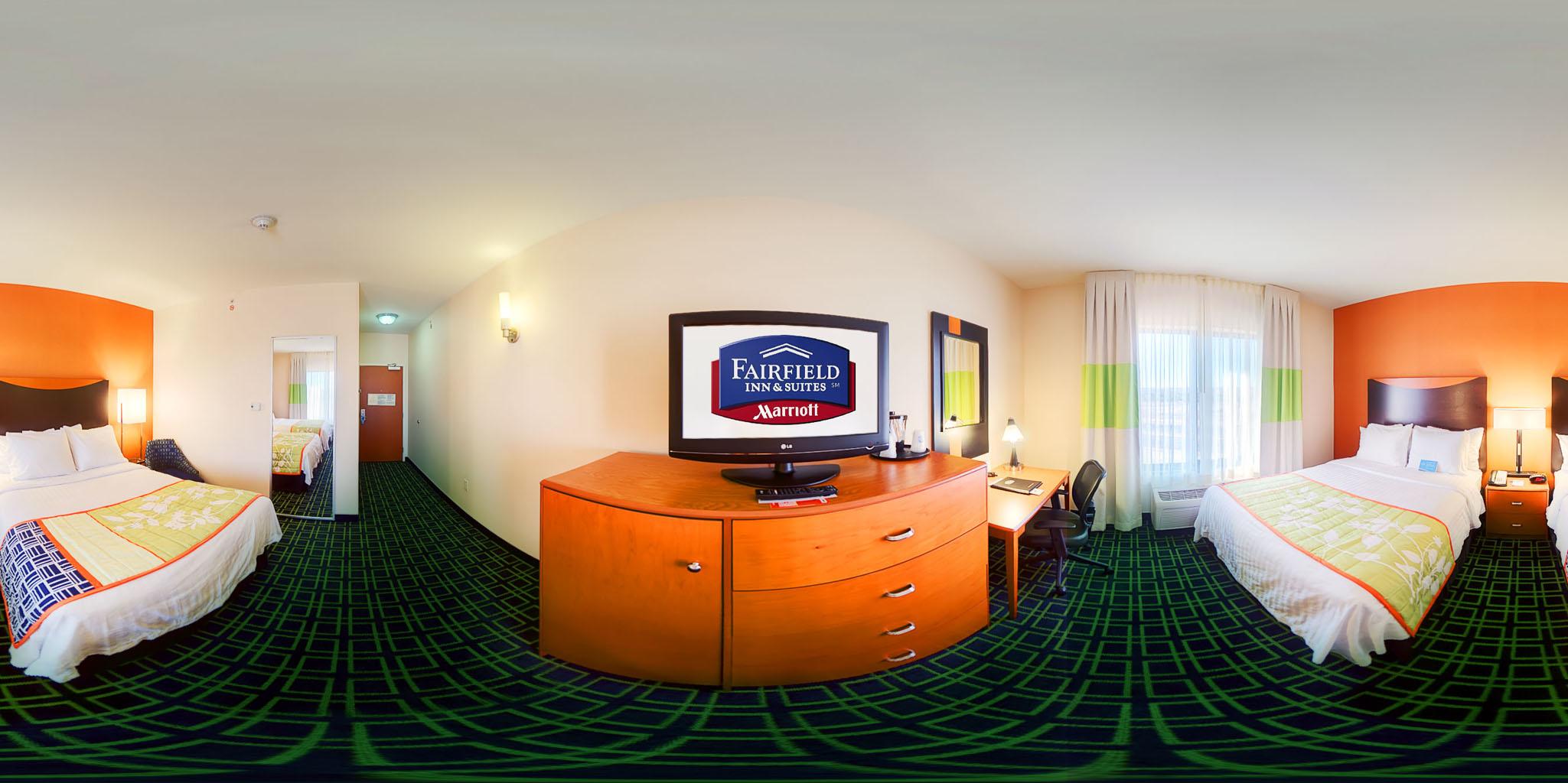 Fairfield Inn Suites By Marriott El Paso El Paso Tx