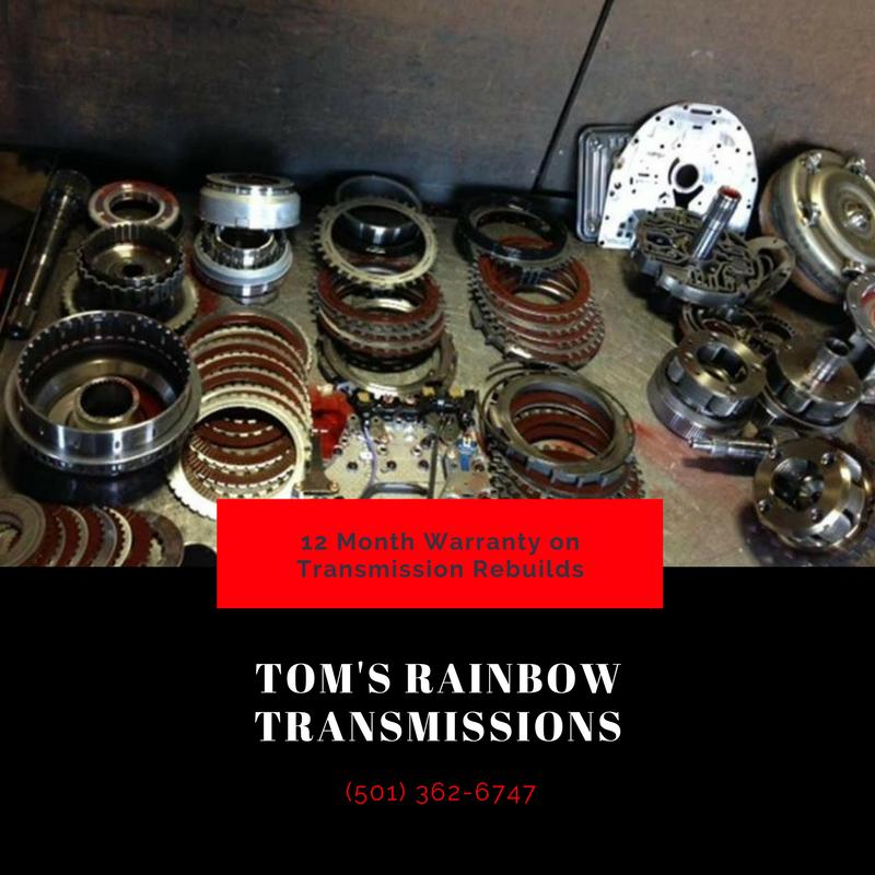 Tom's Rainbow Transmissions Inc.