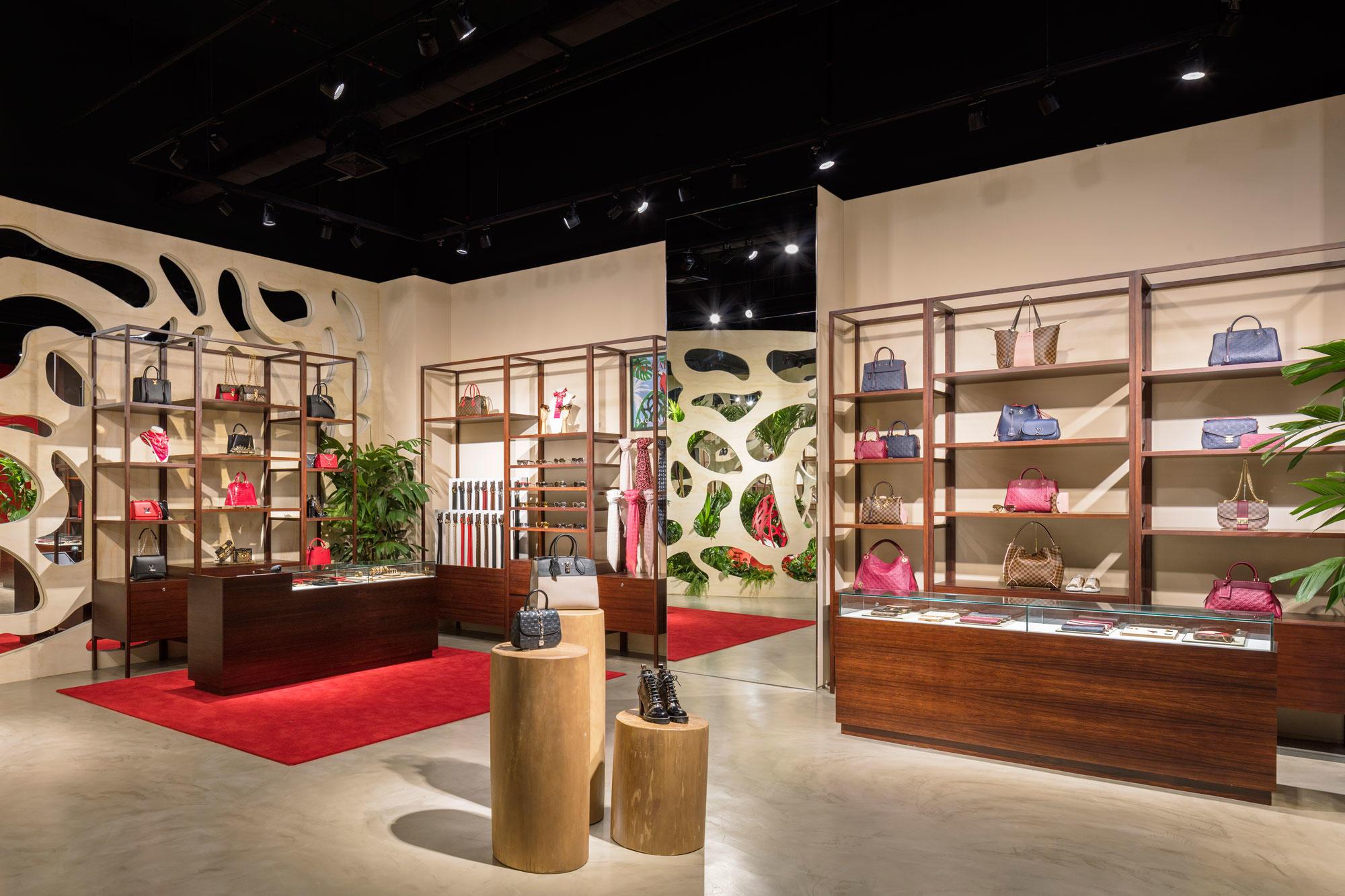 Louis Vuitton Recife Riomar - Closed