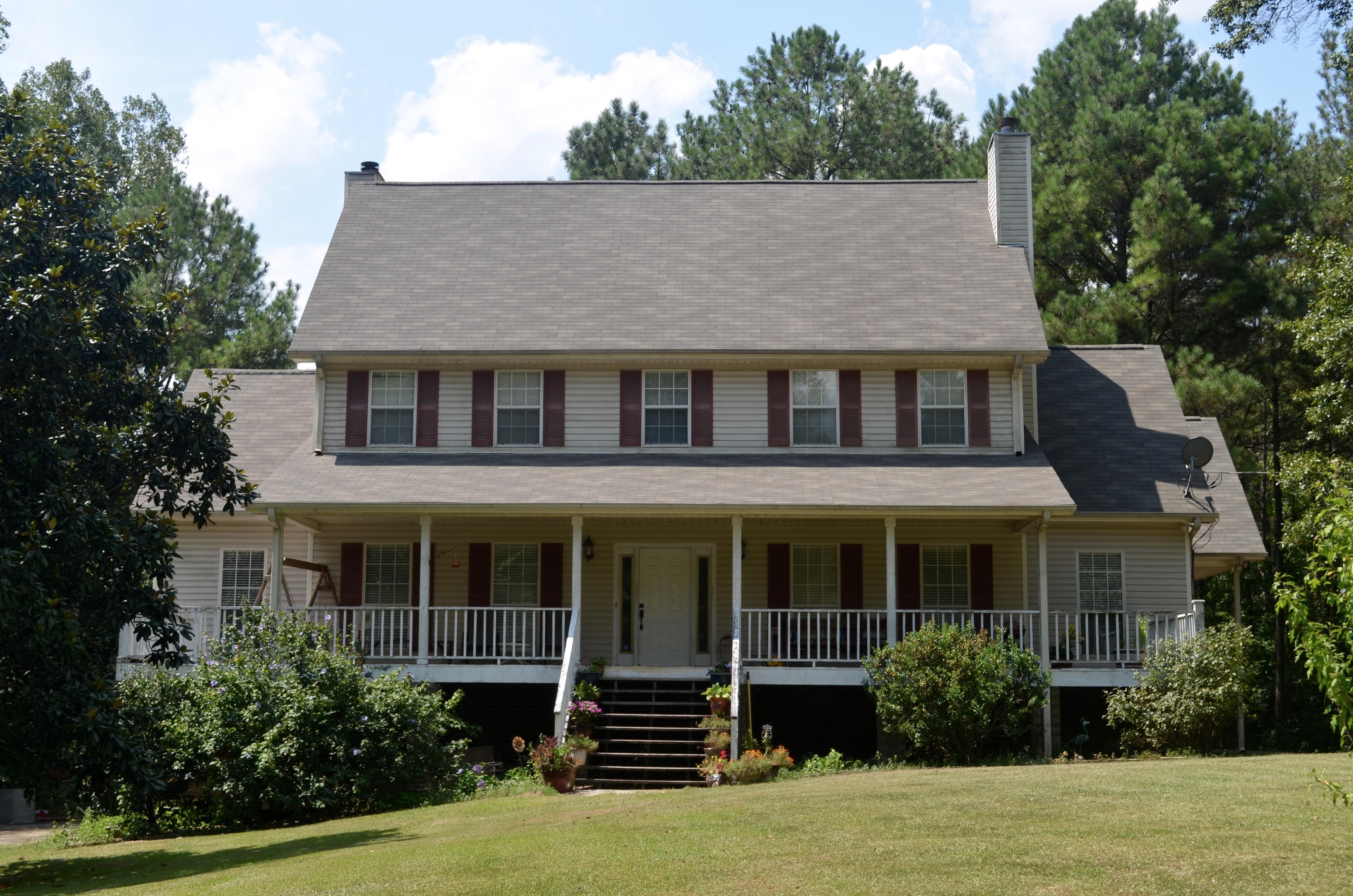 Certainteed XT25 3 tab shingles over synthetic underlayment installed by Capstone Roofing, LLC.