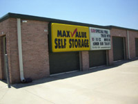 Max Value Self Storage - Conyers