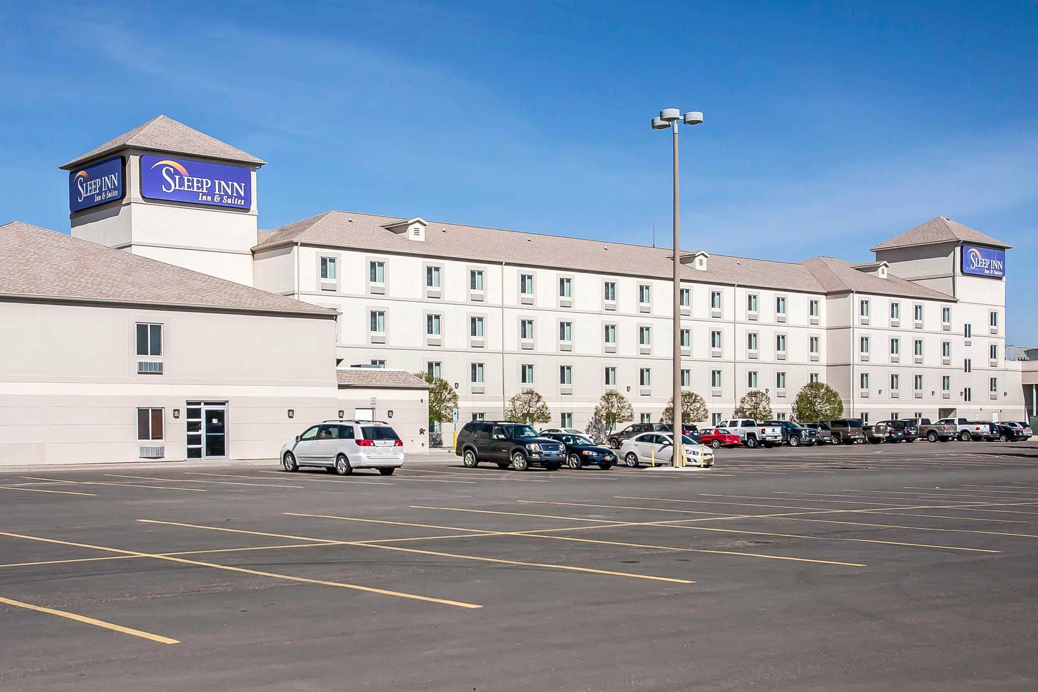 Sleep Inn  U0026 Suites  Minot North Dakota  Nd