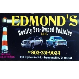 Edmond's Quality Pre-Owned Vehicles Llc